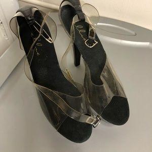 Ellie Platform Heels